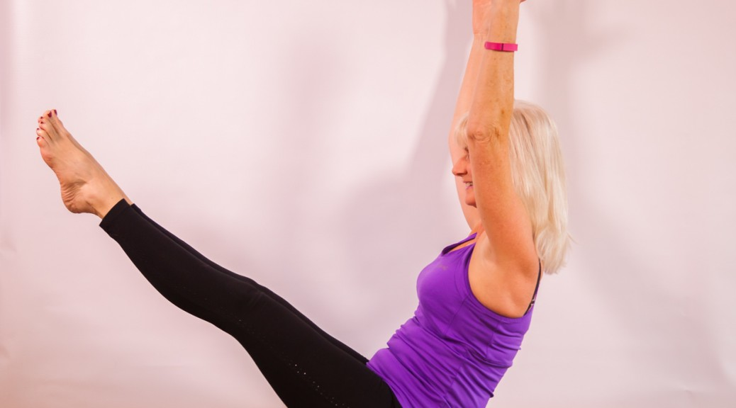 Teaser with arm extension by Jackie Brealey