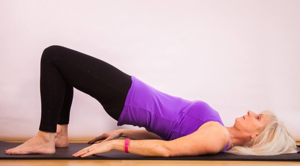 high spine curl with Jackie Brealey